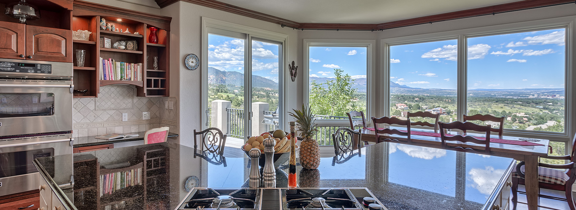 Colorado Springs Luxury Kitchen